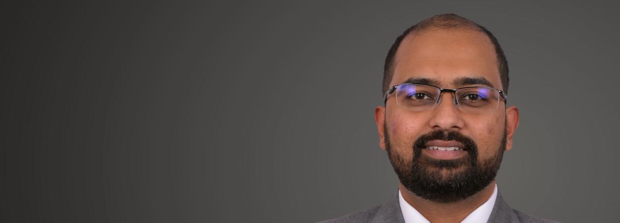 Abhishek Ray, Principal Associate, JSA