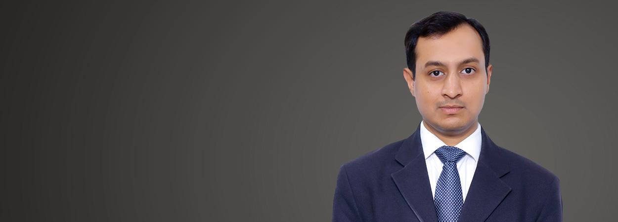 Arvind Parikh, Associate, JSA