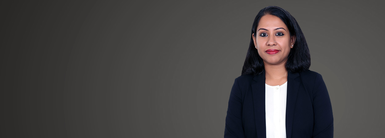 Lakshmi Ramachandran, Senior Associate, JSA