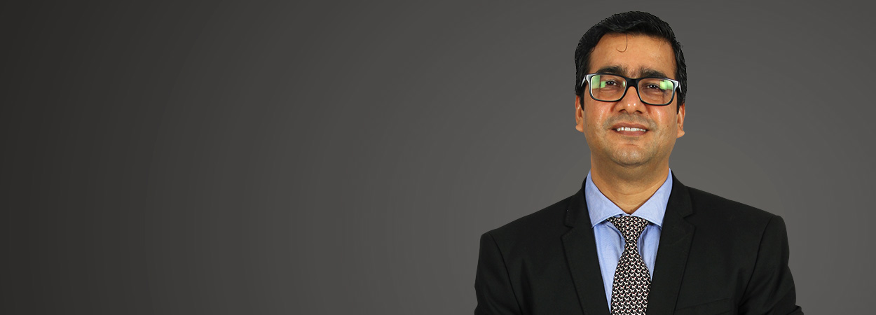 Manish Kumar Jha, Partner, JSA