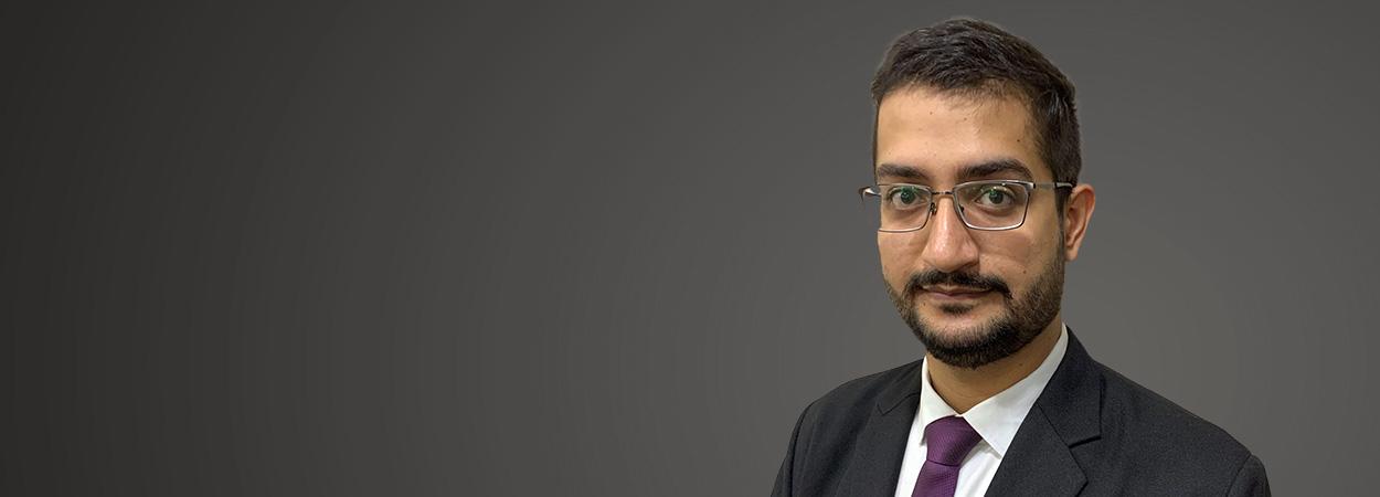Pulkit Sukhramani, Principal Associate, JSA
