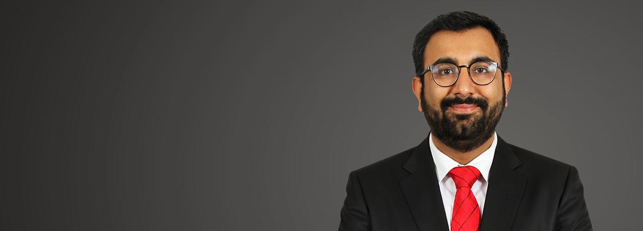Rahul Kinra, Principal Associate, JSA