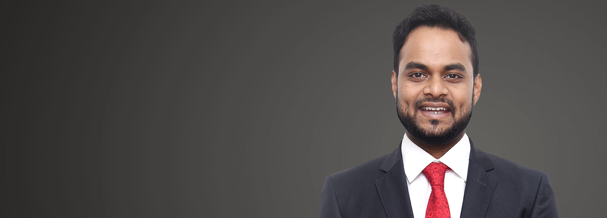 Samikrith Rao Puskuri, Associate, JSA