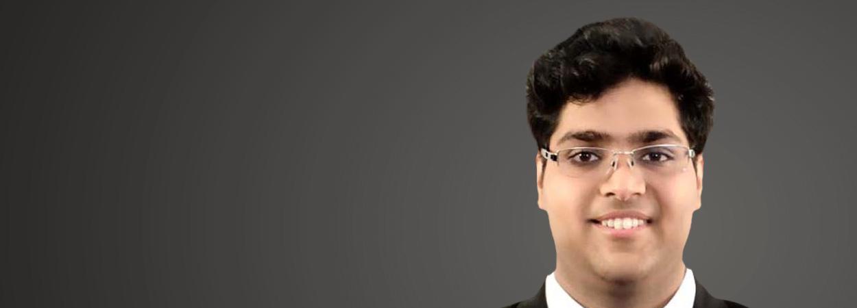 Shiv Singhal, Junior Associate, JSA