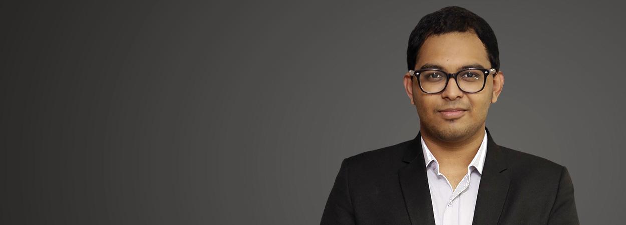 Sriram SL, Associate, JSA