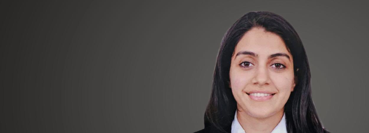 Vishrutyi Sahni, Associate, JSA
