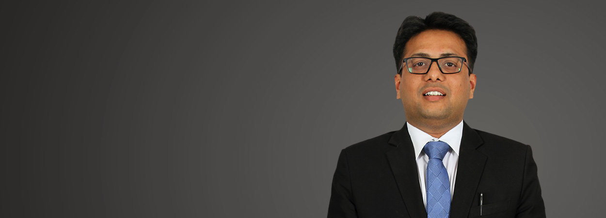 Kumar Kislay, Principal Associate, JSA