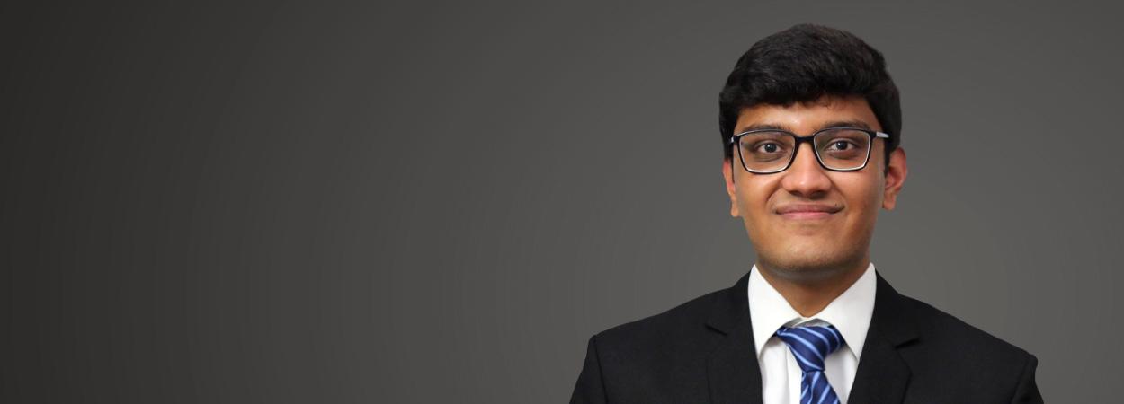 Yash Shah, Associate, JSA